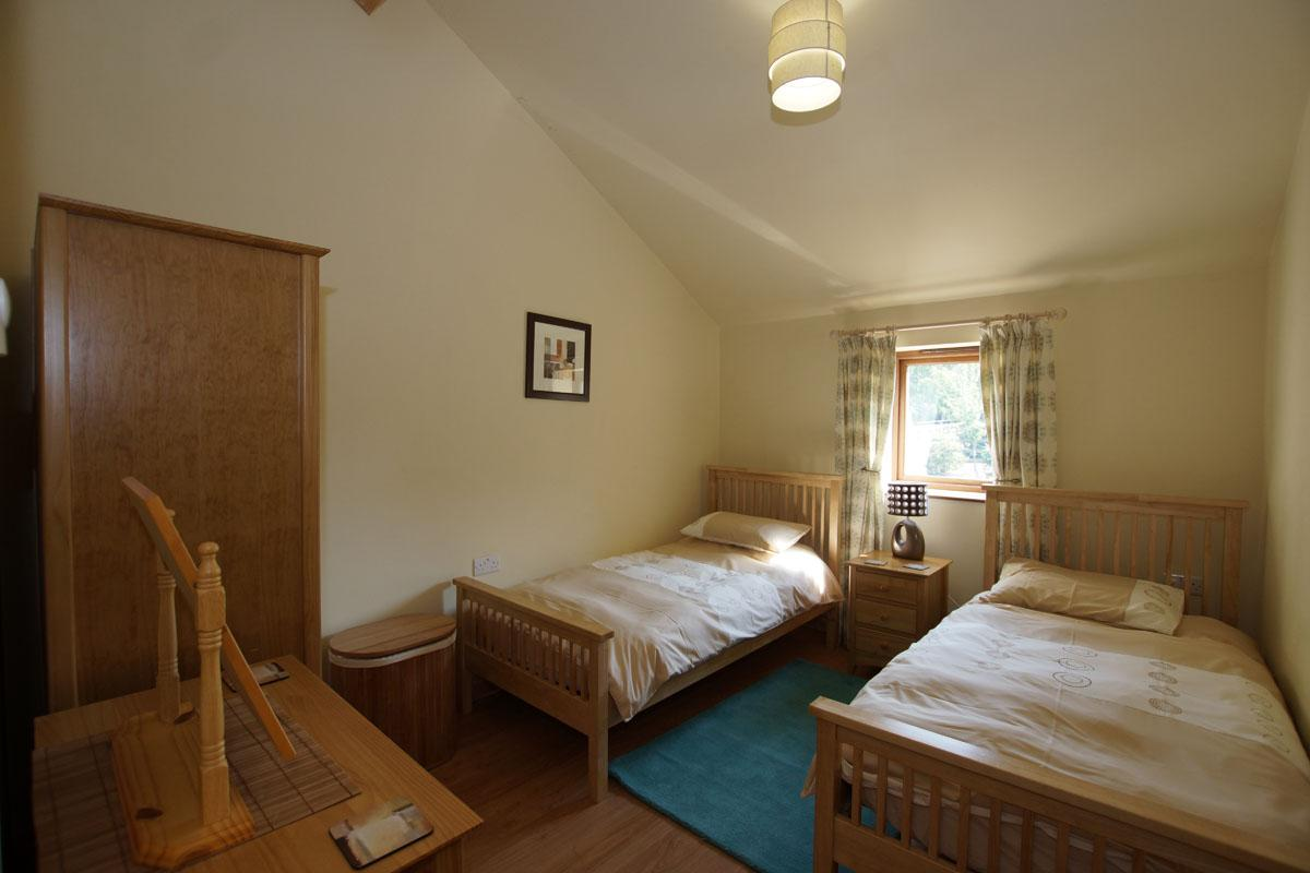 Holiday Cottage Bedroom 1